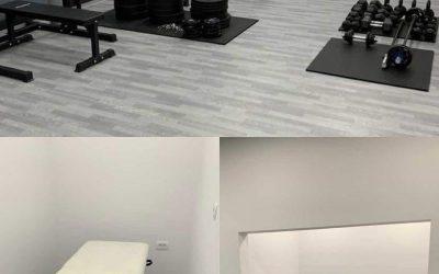 Novi fitnes v dvorani Stopiče!